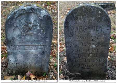 BRADY, MARGARET - Bennington County, Vermont | MARGARET BRADY - Vermont Gravestone Photos