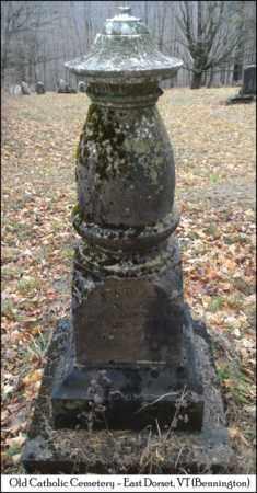MCNAMARA, KATIE - Bennington County, Vermont   KATIE MCNAMARA - Vermont Gravestone Photos