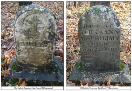 MCPHILIMY, SUSAN - Bennington County, Vermont | SUSAN MCPHILIMY - Vermont Gravestone Photos