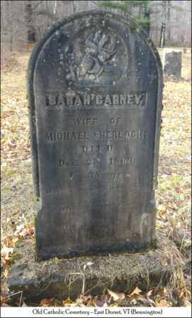 SHERLOCK, SARAH - Bennington County, Vermont   SARAH SHERLOCK - Vermont Gravestone Photos