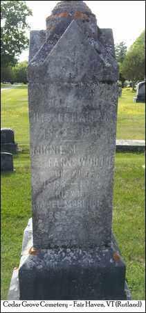 ALLARD, ULYSSES - Rutland County, Vermont   ULYSSES ALLARD - Vermont Gravestone Photos