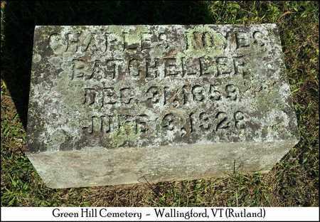 BATCHELLER, CHARLES NOYES - Rutland County, Vermont | CHARLES NOYES BATCHELLER - Vermont Gravestone Photos