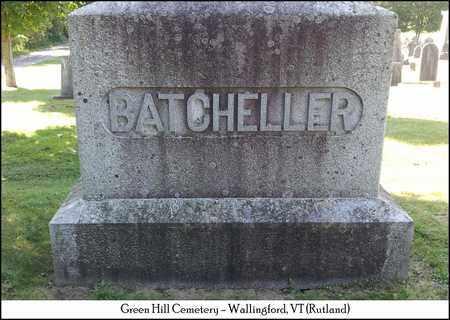 BATCHELLER, JUSTIN FAMILY - Rutland County, Vermont | JUSTIN FAMILY BATCHELLER - Vermont Gravestone Photos