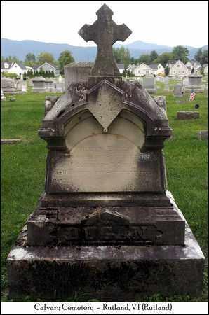 DUGAN, WILLIAM E. - Rutland County, Vermont   WILLIAM E. DUGAN - Vermont Gravestone Photos
