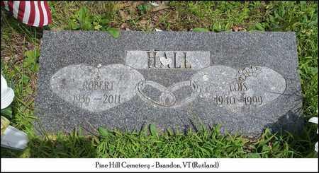 HALL, LOIS ANNE - Rutland County, Vermont | LOIS ANNE HALL - Vermont Gravestone Photos