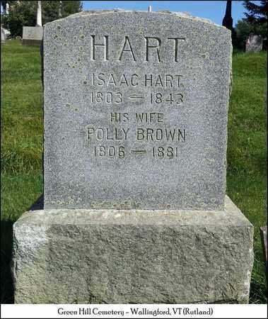 HART, ISAAC - Rutland County, Vermont | ISAAC HART - Vermont Gravestone Photos