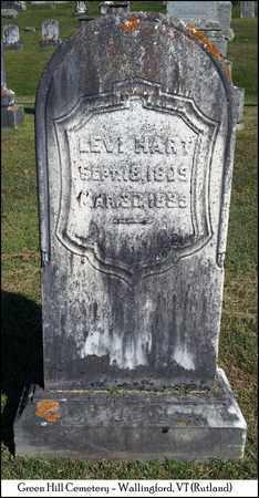 HART, LEVI - Rutland County, Vermont | LEVI HART - Vermont Gravestone Photos