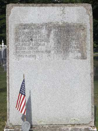 EASTMAN (VETERAN), SERGEANT PHILIP - Rutland County, Vermont | SERGEANT PHILIP EASTMAN (VETERAN) - Vermont Gravestone Photos