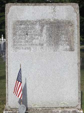MOORE (VETERAN), JOHN - Rutland County, Vermont | JOHN MOORE (VETERAN) - Vermont Gravestone Photos
