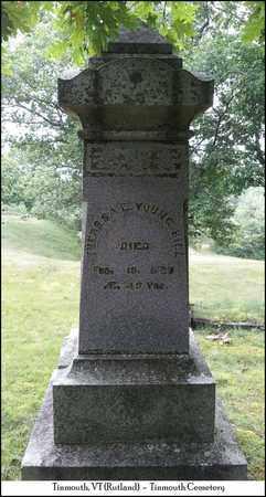 YOUNG HILL, THERESA ELECTA - Rutland County, Vermont   THERESA ELECTA YOUNG HILL - Vermont Gravestone Photos