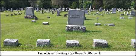 JUCKETT, FAMILY GROUP - Rutland County, Vermont | FAMILY GROUP JUCKETT - Vermont Gravestone Photos