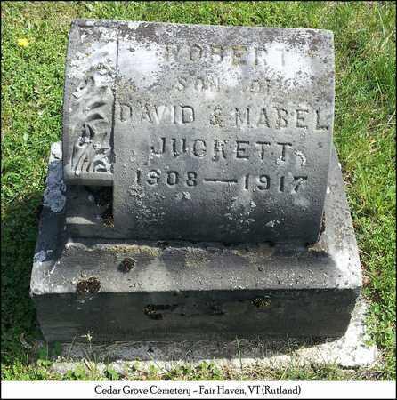 JUCKETT, ROBERT DAVID - Rutland County, Vermont | ROBERT DAVID JUCKETT - Vermont Gravestone Photos