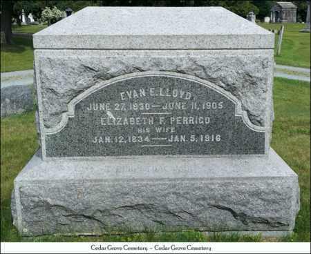 PERRICO LLOYD, ELIZABETH F. - Rutland County, Vermont | ELIZABETH F. PERRICO LLOYD - Vermont Gravestone Photos