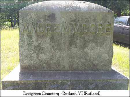 POWERS MOORE, MARCIA A. - Rutland County, Vermont | MARCIA A. POWERS MOORE - Vermont Gravestone Photos