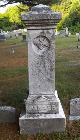 PARKER, WILLIAM - Rutland County, Vermont | WILLIAM PARKER - Vermont Gravestone Photos
