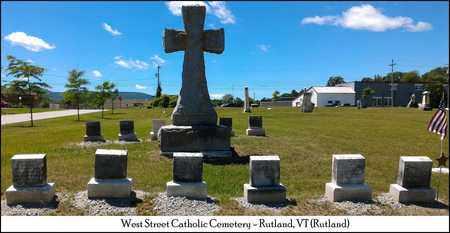 SLATTERY, JOHANNA - Rutland County, Vermont | JOHANNA SLATTERY - Vermont Gravestone Photos