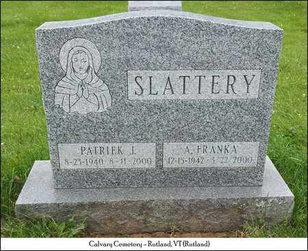 AMATO SLATTERY, ANTOINETTE FRANCESCA - Rutland County, Vermont | ANTOINETTE FRANCESCA AMATO SLATTERY - Vermont Gravestone Photos