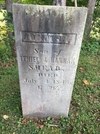 SMEAD, ABNER - Rutland County, Vermont | ABNER SMEAD - Vermont Gravestone Photos