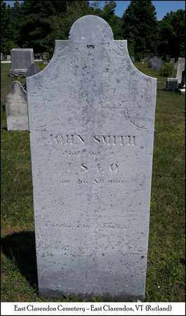 SMITH (VETERAN), JOHN - Rutland County, Vermont | JOHN SMITH (VETERAN) - Vermont Gravestone Photos