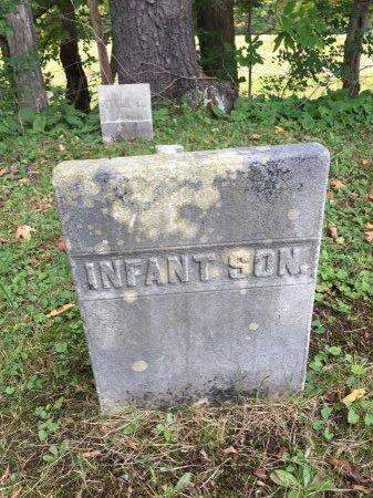 SON, INFANT - Rutland County, Vermont | INFANT SON - Vermont Gravestone Photos