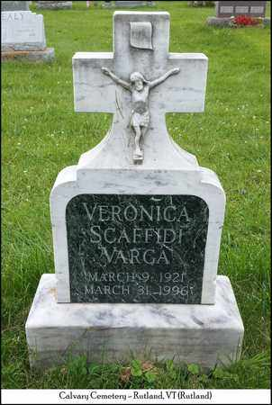 SCAFFIDI VARGA, VERONICA - Rutland County, Vermont | VERONICA SCAFFIDI VARGA - Vermont Gravestone Photos