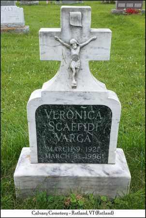 VARGA, VERONICA - Rutland County, Vermont   VERONICA VARGA - Vermont Gravestone Photos