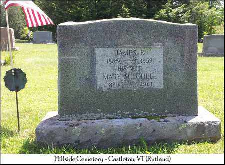 WADE (VETERAN WWI), JAMES E. - Rutland County, Vermont | JAMES E. WADE (VETERAN WWI) - Vermont Gravestone Photos