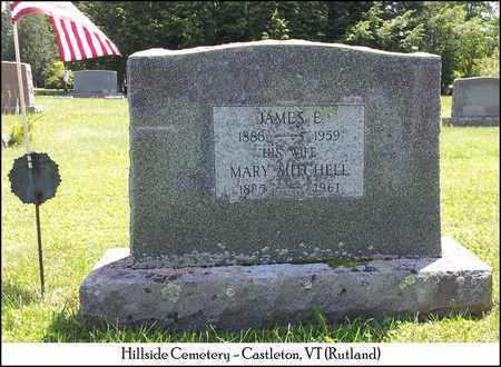 WADE (VETERAN WWI), JAMES E. - Rutland County, Vermont   JAMES E. WADE (VETERAN WWI) - Vermont Gravestone Photos