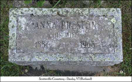 WETHERBY, ANNA L. - Rutland County, Vermont | ANNA L. WETHERBY - Vermont Gravestone Photos