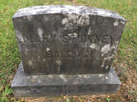 STICKNEY BALDWIN, MARY - Windham County, Vermont   MARY STICKNEY BALDWIN - Vermont Gravestone Photos
