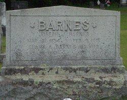 BARNES, CLARA AUGUSTA - Windham County, Vermont   CLARA AUGUSTA BARNES - Vermont Gravestone Photos