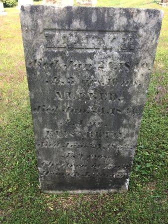BARTON, MARY J. - Windham County, Vermont | MARY J. BARTON - Vermont Gravestone Photos