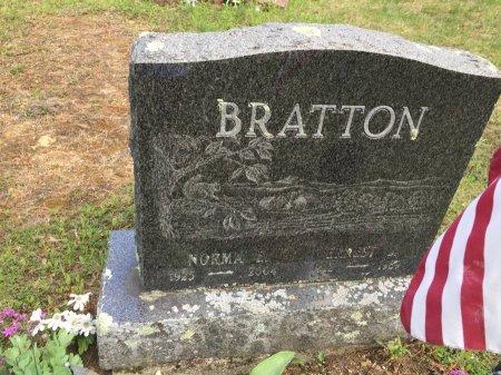 BRATTON, NORMA ELIZABETH - Windham County, Vermont | NORMA ELIZABETH BRATTON - Vermont Gravestone Photos