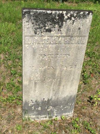BROWN, RACHEL ANGELINA - Windham County, Vermont   RACHEL ANGELINA BROWN - Vermont Gravestone Photos