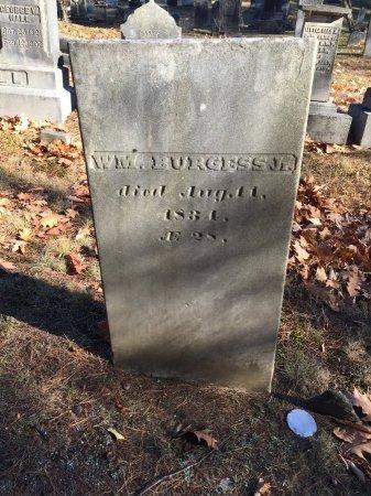 BURGESS, JR., WILLIAM - Windham County, Vermont | WILLIAM BURGESS, JR. - Vermont Gravestone Photos