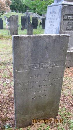BURGESS, THIRZA - Windham County, Vermont | THIRZA BURGESS - Vermont Gravestone Photos