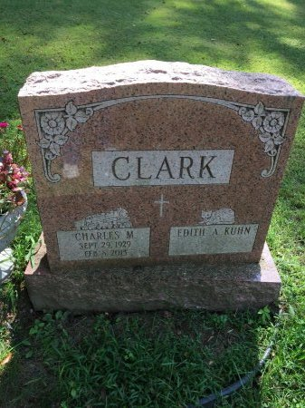 KUHN-LUDORF CLARK, EDITH ANNA - Windham County, Vermont | EDITH ANNA KUHN-LUDORF CLARK - Vermont Gravestone Photos