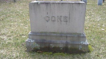 CONE, FAMILY STONE - Windham County, Vermont | FAMILY STONE CONE - Vermont Gravestone Photos