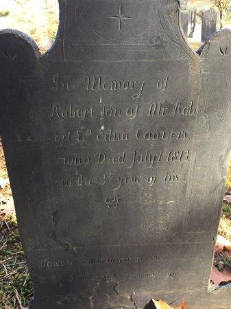 CONVERS, ROBERT - Windham County, Vermont | ROBERT CONVERS - Vermont Gravestone Photos