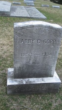 CLEMENT-SEARLES-WATERS COPP, ABBY C. - Windham County, Vermont | ABBY C. CLEMENT-SEARLES-WATERS COPP - Vermont Gravestone Photos