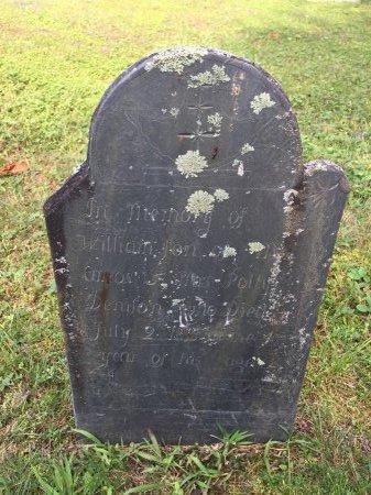 DENNISON, WILLIAM - Windham County, Vermont | WILLIAM DENNISON - Vermont Gravestone Photos