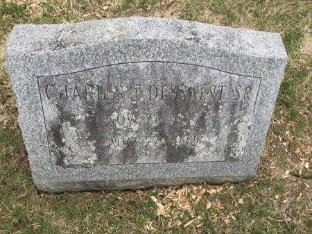DESSAINT, SR., CHARLES JOYCE - Windham County, Vermont | CHARLES JOYCE DESSAINT, SR. - Vermont Gravestone Photos