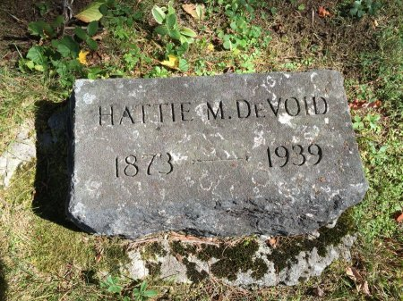 "DEVOID, HELEN ""HATTIE"" MINNIE - Windham County, Vermont 