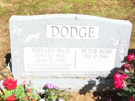 RICE DODGE, SHELLEY MAUREEN - Windham County, Vermont   SHELLEY MAUREEN RICE DODGE - Vermont Gravestone Photos