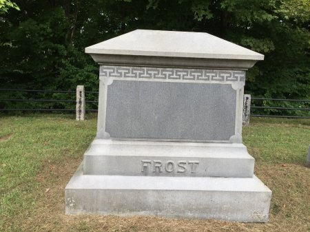 FROST, FAMILY MONUMENT STONE - Windham County, Vermont | FAMILY MONUMENT STONE FROST - Vermont Gravestone Photos