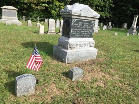 HUNT HUBBARD, ELLEN MORRIS - Windham County, Vermont | ELLEN MORRIS HUNT HUBBARD - Vermont Gravestone Photos