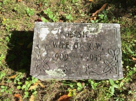 SHARP HAKEY, BESSIE - Windham County, Vermont   BESSIE SHARP HAKEY - Vermont Gravestone Photos