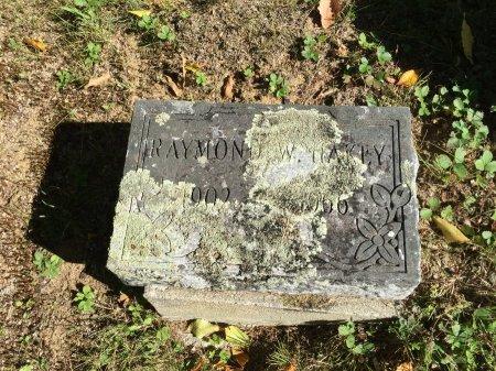 HAKEY, RAYMOND WILFRED - Windham County, Vermont   RAYMOND WILFRED HAKEY - Vermont Gravestone Photos