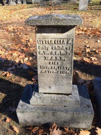 HALL, ELLA A. - Windham County, Vermont | ELLA A. HALL - Vermont Gravestone Photos