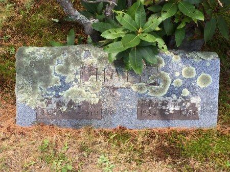 HALL, VIOLET T. - Windham County, Vermont | VIOLET T. HALL - Vermont Gravestone Photos